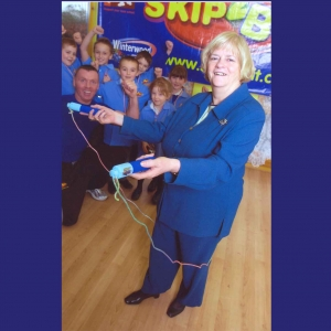 Ann Widdecombe supports Skip2bfit