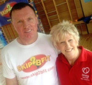 SKIP2BFIT PROJECT BRINGS FUN TO KENT SCHOOLS THANKS TO HEART RESEACH UK